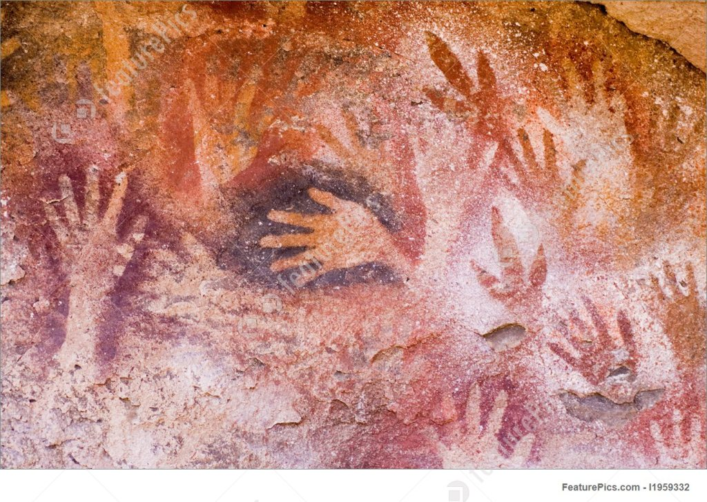 ancient-cave-paintings-stock-picture-959332